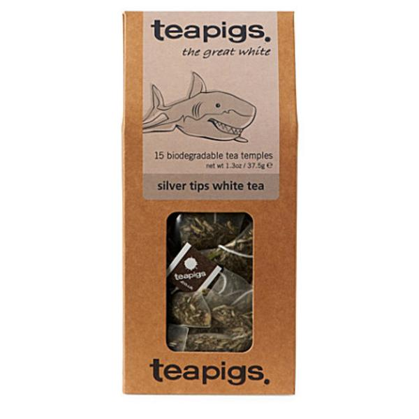 Silver Tips T-Bags ORGANIC