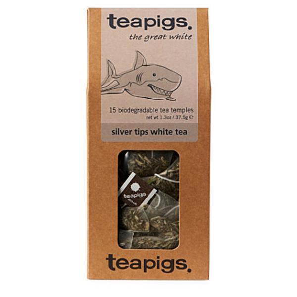 Silver Tips Tea ORGANIC