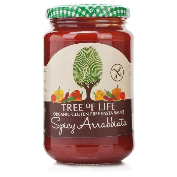 Spicy Arrabbiata Sauce Gluten Free, Vegan, ORGANIC