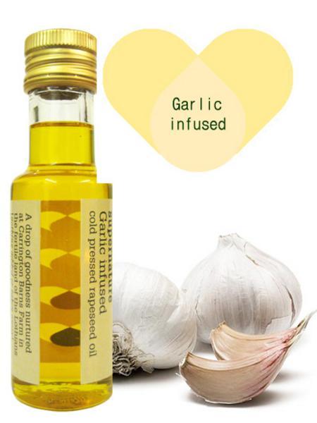 Garlic Infused Rapeseed Oil