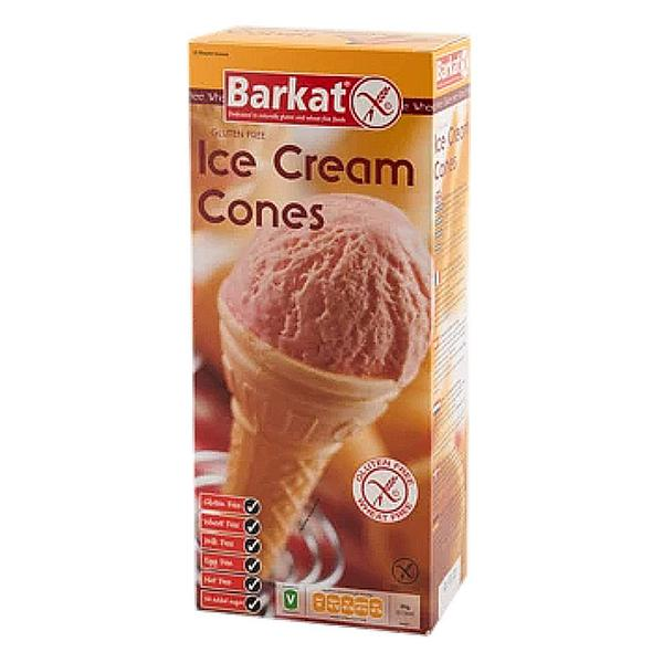 Ice Cream Cones Gluten Free, Vegan