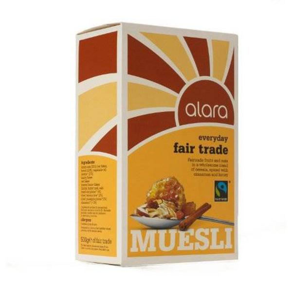 Everyday Muesli FairTrade