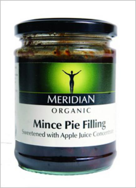 Mincemeat Filling No Gluten Containing Ingredients, no added sugar, ORGANIC image 2
