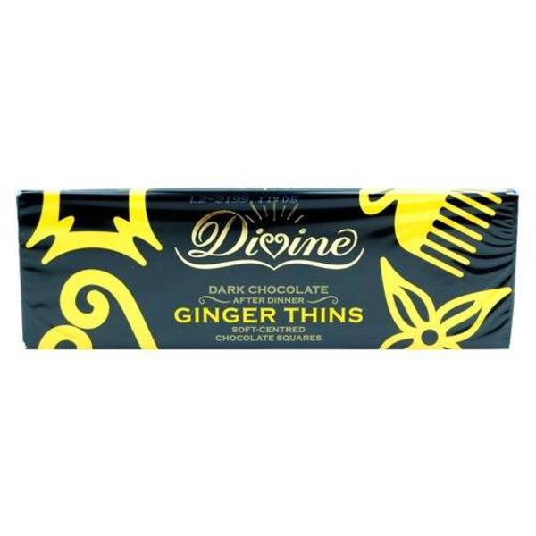 After Dinner Ginger Thins FairTrade