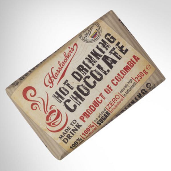 Drinking Chocolate Vegan, FairTrade