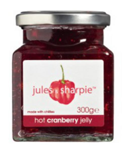 Hot Cranberry Jelly