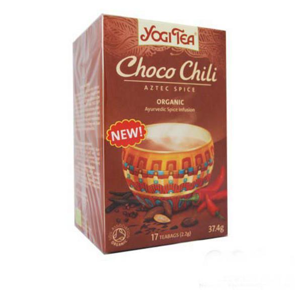 Choco Chilli Tea ORGANIC