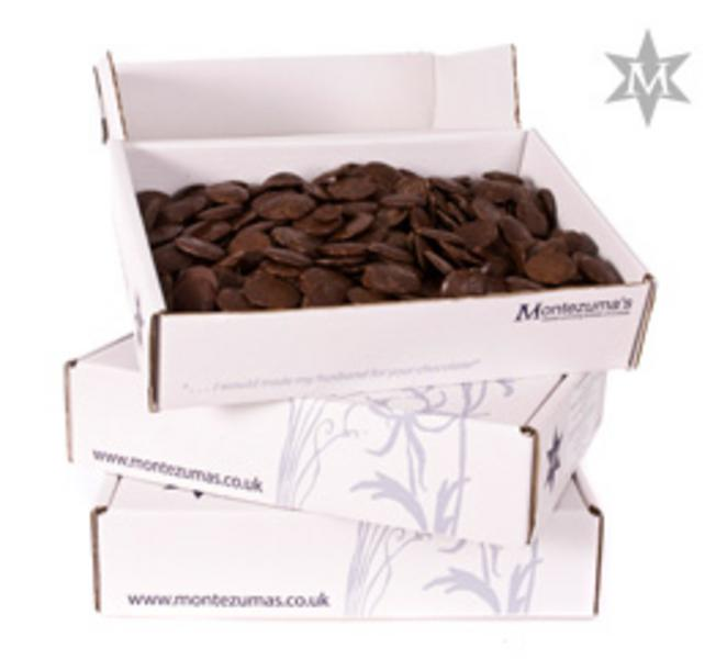 Dark Chocolate Couverture ORGANIC