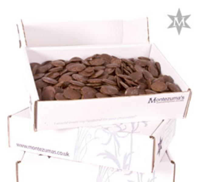 Milk Chocolate Couverture ORGANIC
