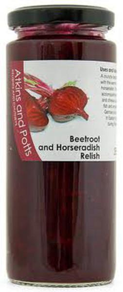 Beetroot & Horseradish Relish Gluten Free, Vegan