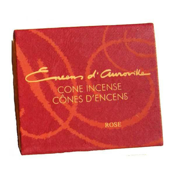 Encens d'Auroville Rose Incense