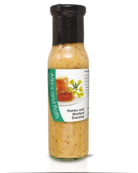 Honey & Mustard Dressing Gluten Free