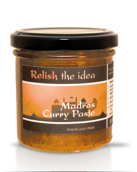 Madras Curry Paste Gluten Free