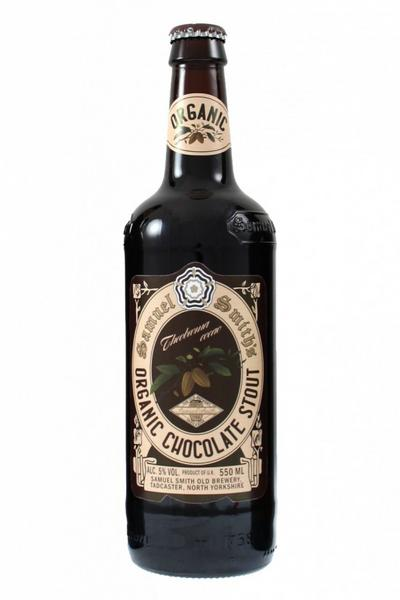 Organic Chocolate Stout In 55cl From Samuel Smiths