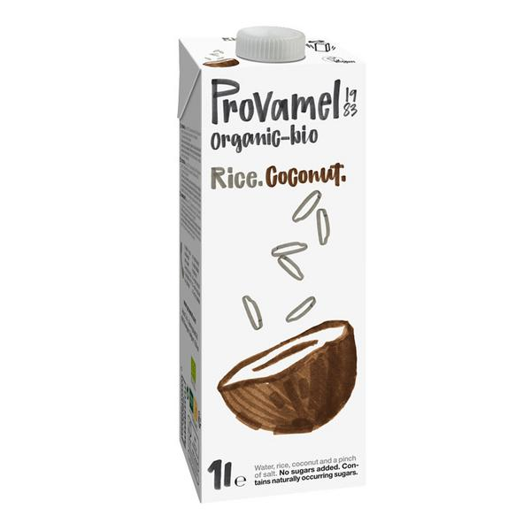 Coconut & Rice Drink ORGANIC