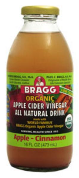 Apple & Cinnamon Vinegar Drink Gluten Free, no added sugar, FairTrade, ORGANIC