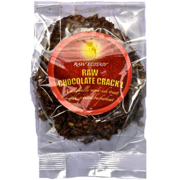Raw Chocolate Crack'l