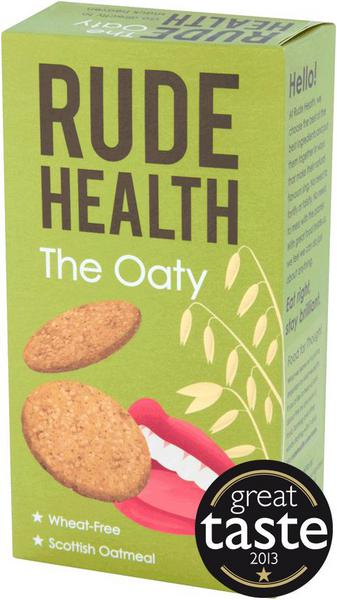 The Oaty Biscuits