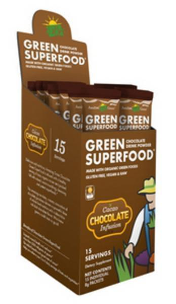 Chocolate Green Superfood Vegan