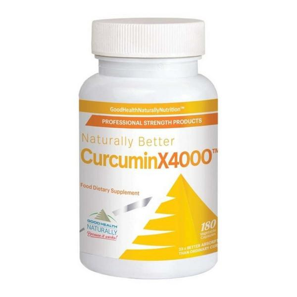 Curcumin X4000 Supplement Vegan