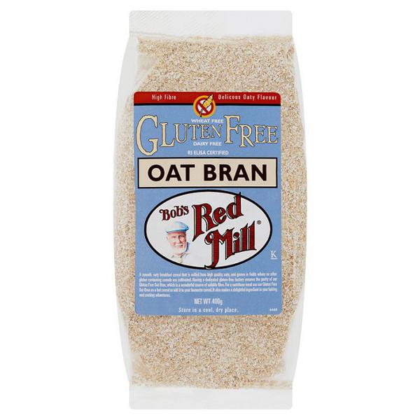 Pure Oat Bran In 400g From Bob S Red Mill
