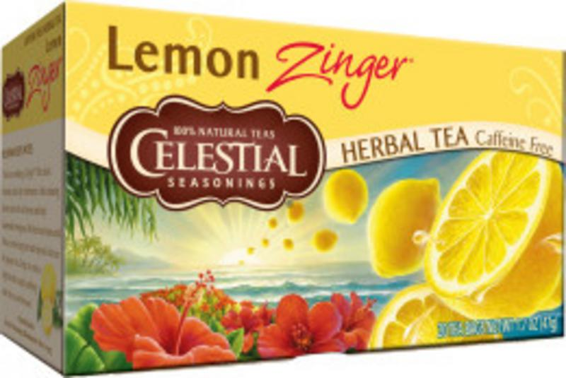 Lemon Zinger Tea