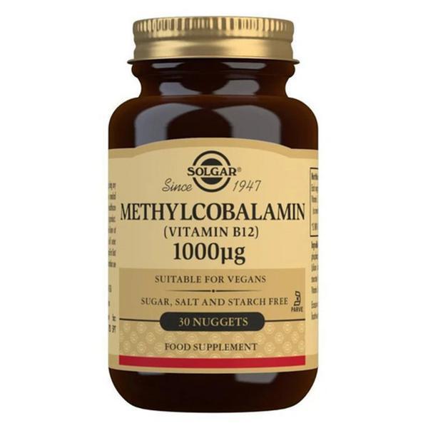 Vitamin B12 Methylcobalamin Vegan
