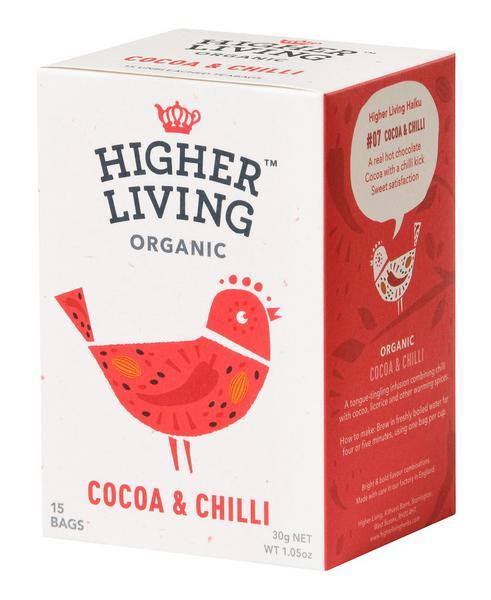 Cocoa & Chilli Tea ORGANIC