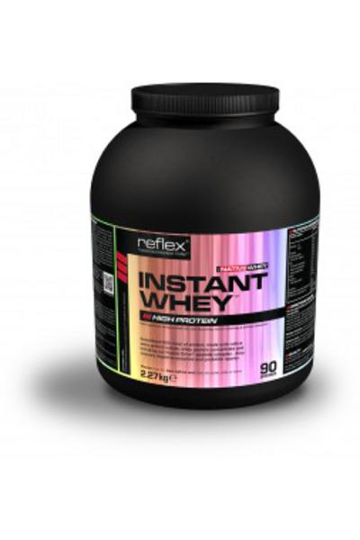 Instant Whey Protein Supplements