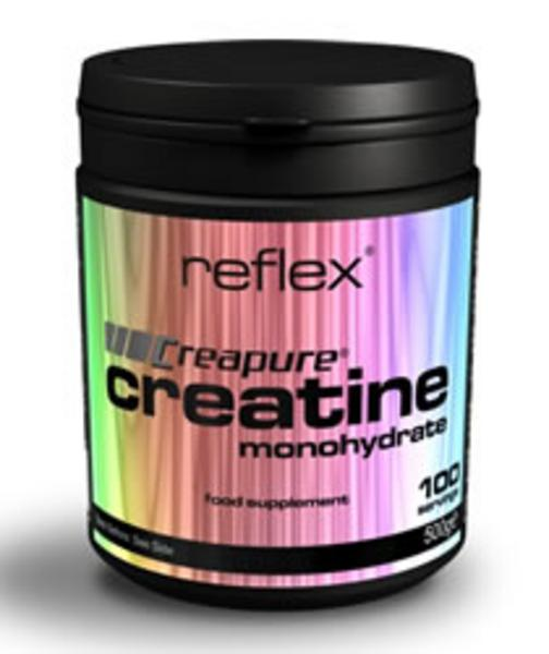 Creapure Creatine Monohydrate Supplement Powder