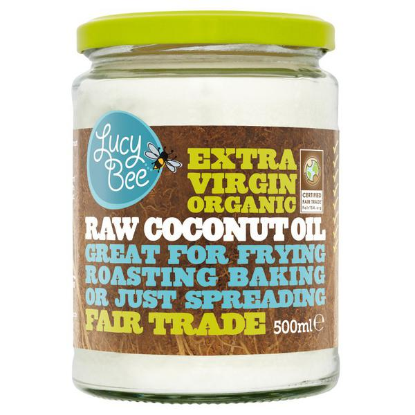 Extra Virgin Raw Coconut Oil FairTrade, ORGANIC