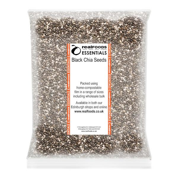 Black Chia Seeds  image 2
