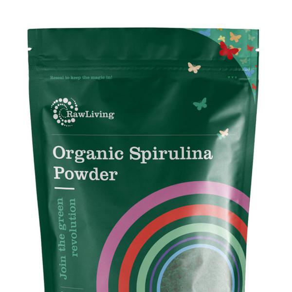 how to eat spirulina powder