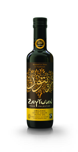 Palestinian Extra Virgin Olive Oil FairTrade, ORGANIC
