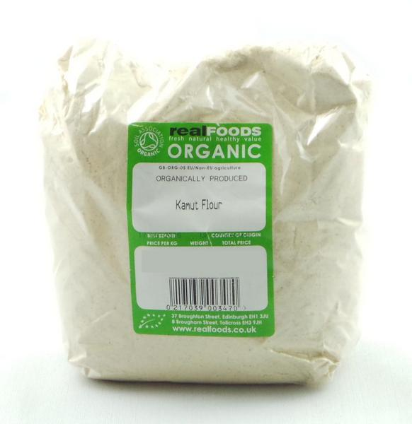 Kamut Flour ORGANIC image 2