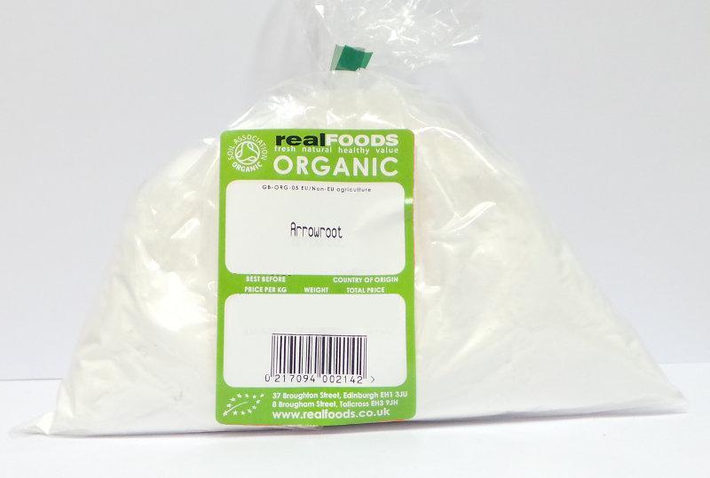 Arrowroot Vegan, ORGANIC image 2