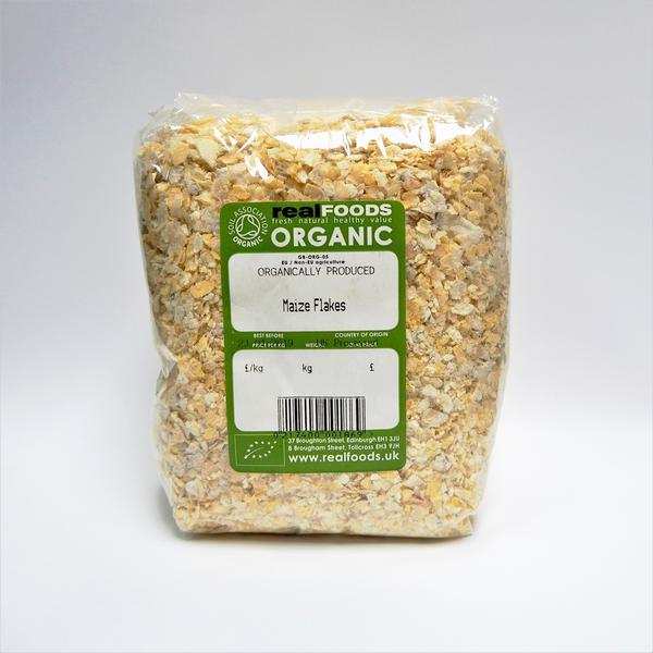 Maize Flakes ORGANIC