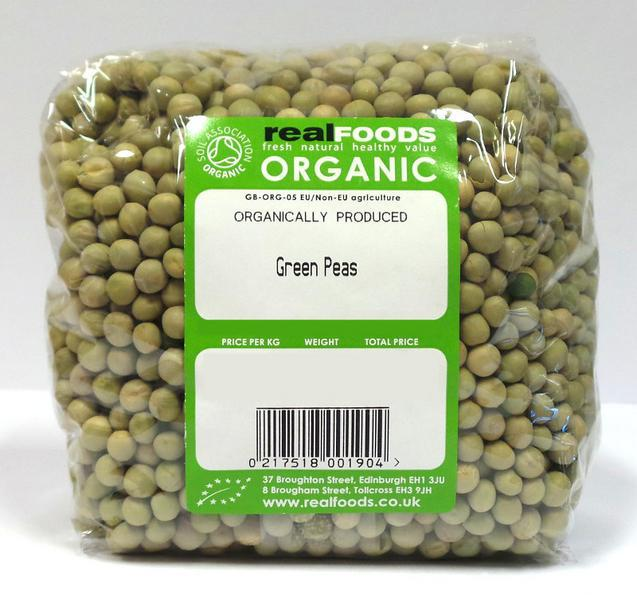 Green Peas ORGANIC image 2