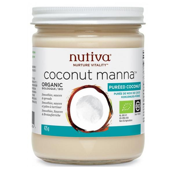 Coconut Manna Spread