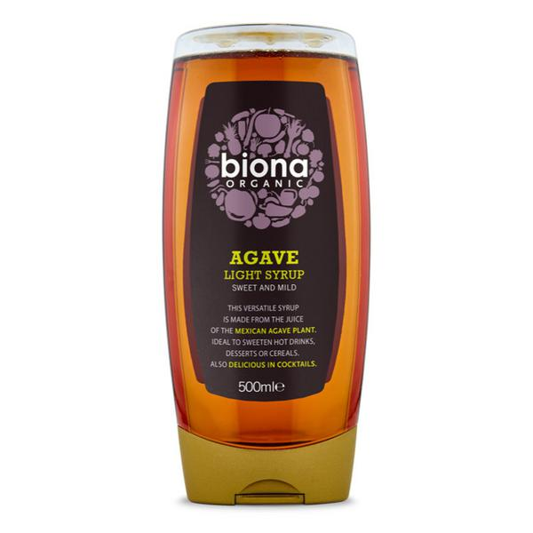Light Agave Syrup ORGANIC