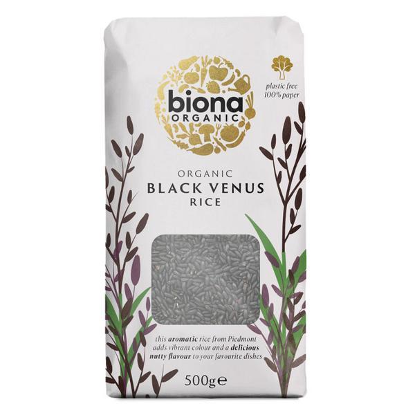 Black Venus Piedmont Rice ORGANIC