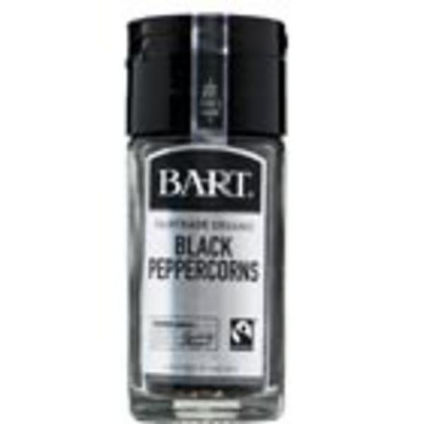 Black Peppercorns FairTrade, ORGANIC