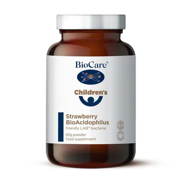Strawberry Bio-acidophilus Kids Probiotic Vegan