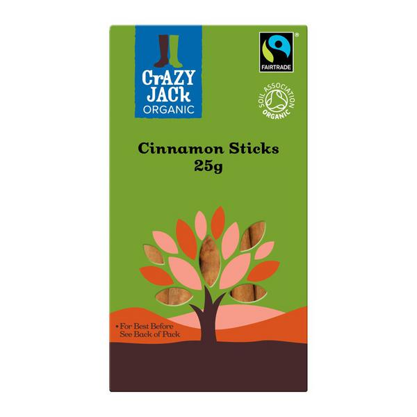 Cinnamon Sticks FairTrade, ORGANIC