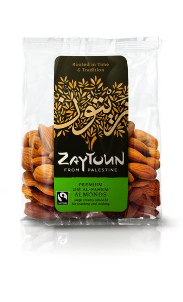 Palestinian Almonds FairTrade