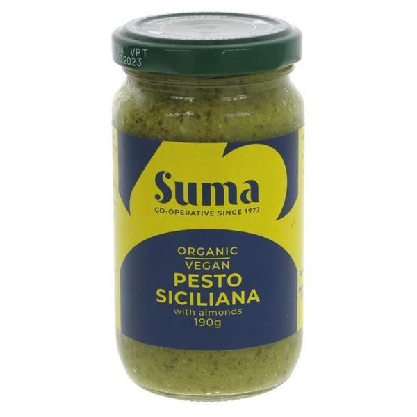 Siciliana Almond Pesto ORGANIC