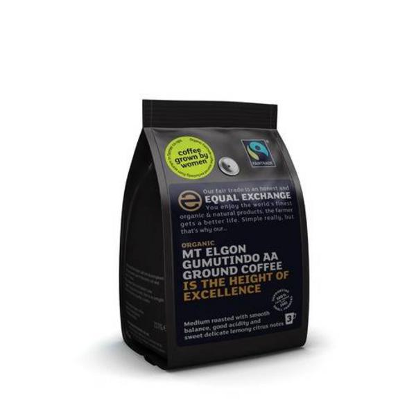 Mt Elgon Gumutindo Roast & Ground Coffee FairTrade, ORGANIC