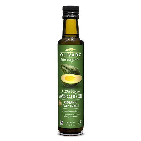 Extra Virgin Avocado Oil FairTrade, ORGANIC
