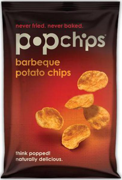 Barbecue Popped Potato Crisps