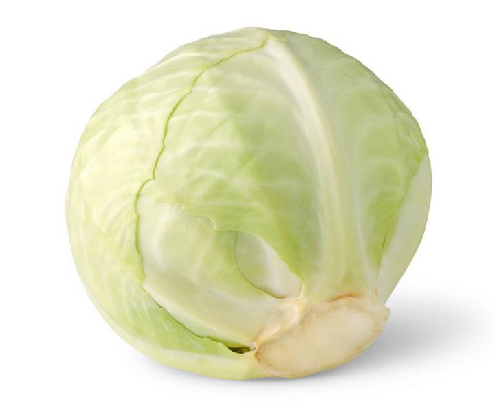 White Cabbage UK ORGANIC